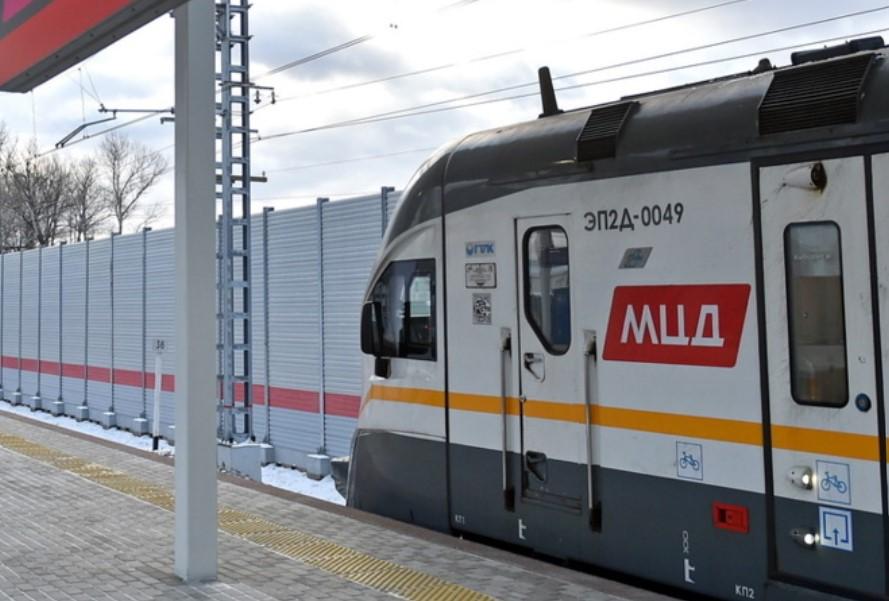 Дорога к станции МЦД Остафьево будет готова летом