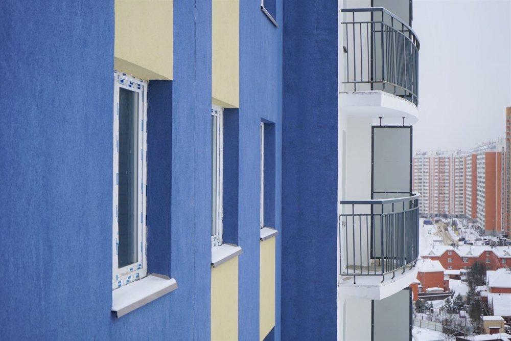 4 дома на 1385 квартир ввели в Подмосковье за неделю