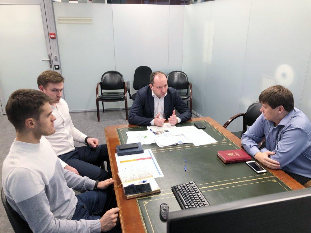 В Минстрое Подмосковья обсудили возможность досрочного расселения аварийного жилья