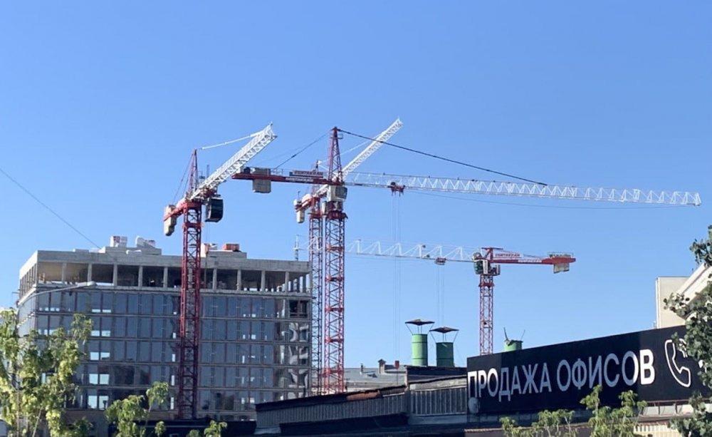 В Северном округе Москвы введено в эксплуатацию почти 700 тысяч квадратных метров недвижимости