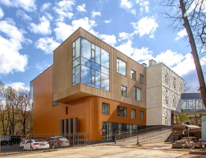 Образовательный центр Школы Сотрудничества удостоен Гран-при конкурса Build School Project 2021