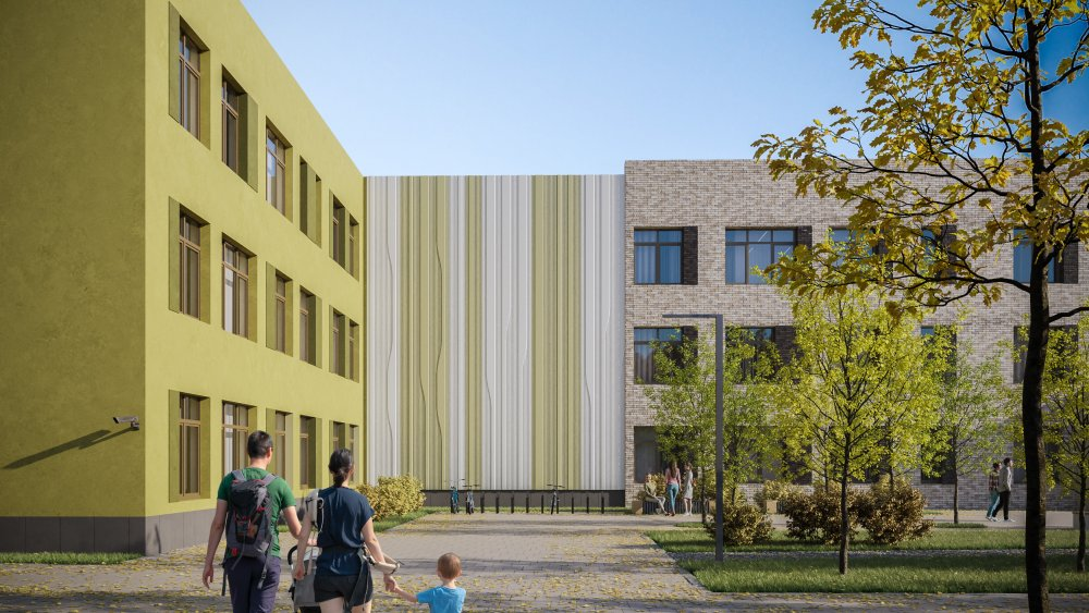 Школу на 1150 мест планируется построить в г.о. Красногорск