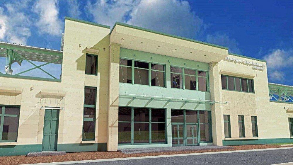 Проект реконструкции стадиона «Металлург» в Ступино получил положительное заключение экспертизы