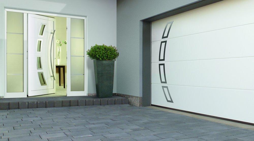 Гаражные ворота: немецкое качество на службе безопасности и комфорта