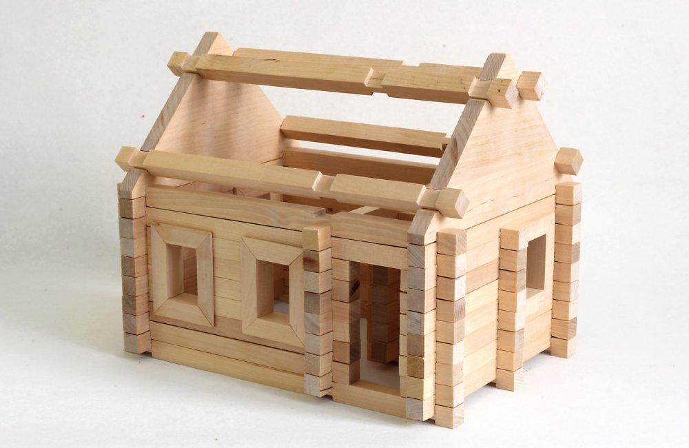 Почему о деревянном доме приходится только мечтать?