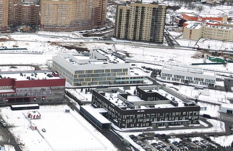 В Коммунарке продолжается развитие: больница получит корпус лучевой терапии