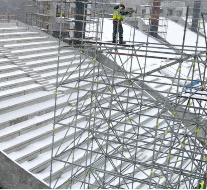 Реконструкция стадиона «Москвич» завершится в 2022 году