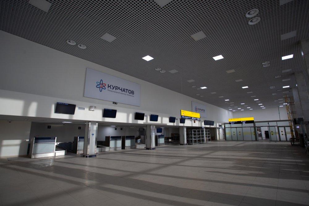 Строительство МВЛ аэропорта в Челябинске подошло к концу