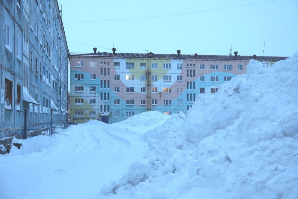 Вечная мерзлота тает. Устоит ли северный жилой фонд перед глобальным потеплением