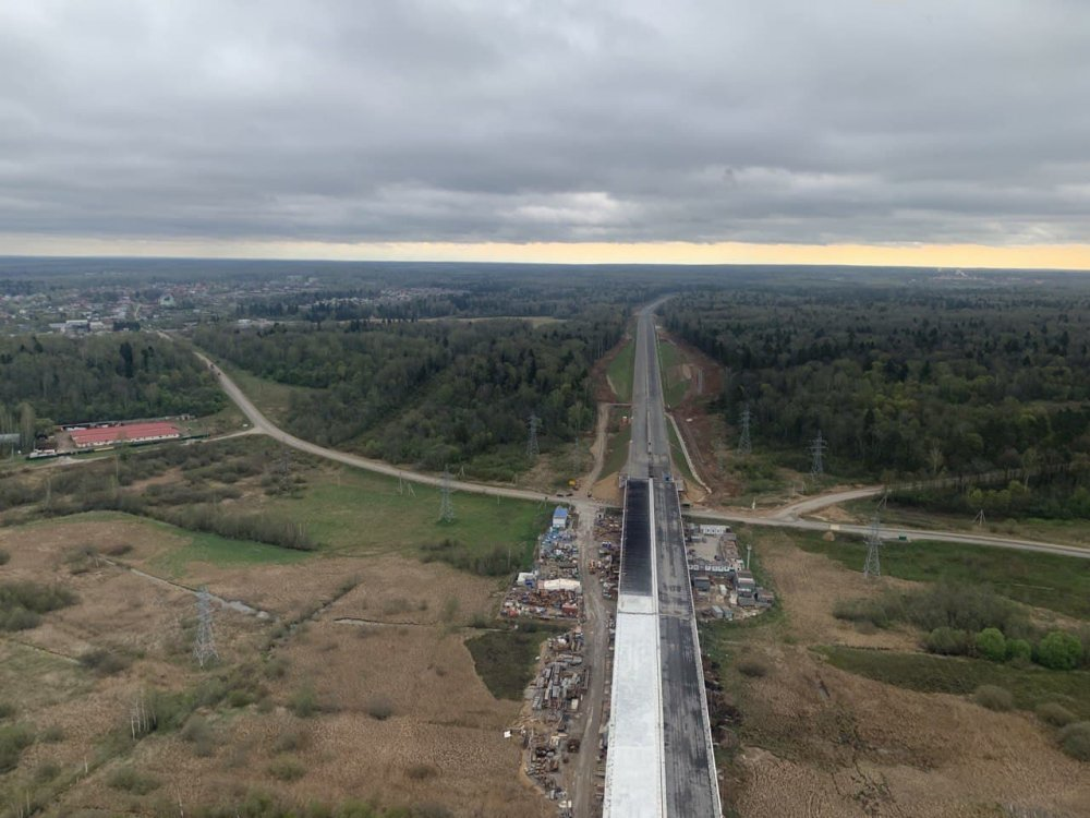 Развязку МКАД - Алтуфьевское шоссе реконструируют до июля 2023 года