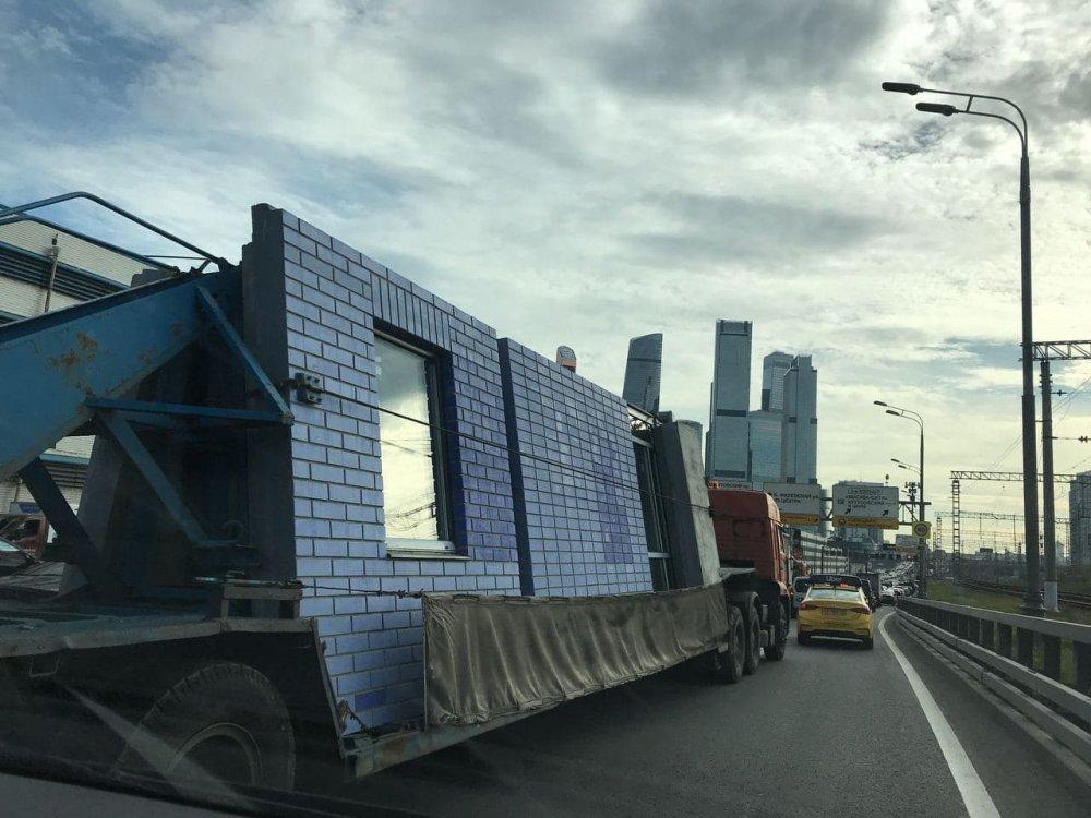 В Москве строится 175 домов по программе реновации