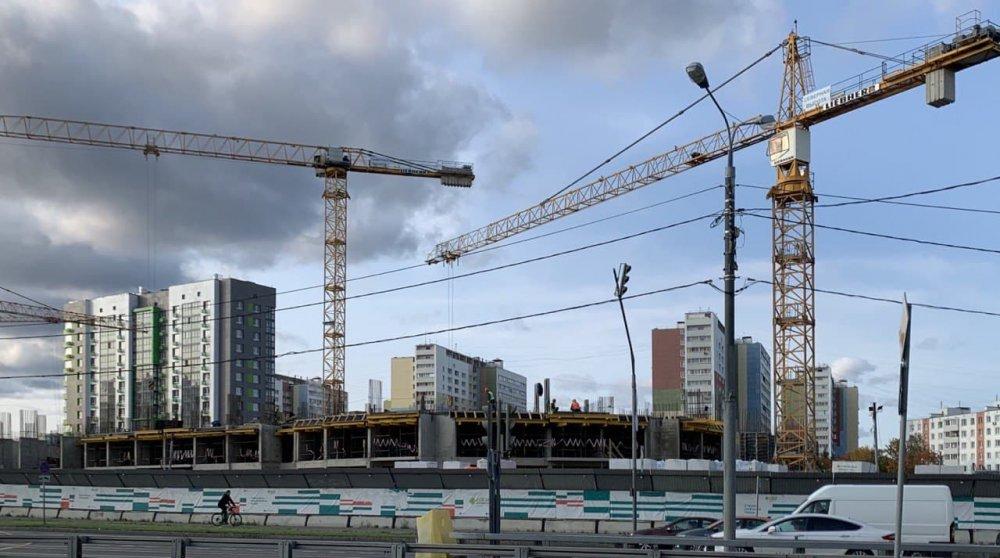 В Москве строится более 16 млн кв. м жилья с использованием эскроу-счетов
