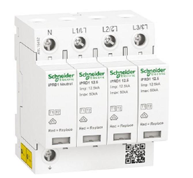 Schneider Electric представила новые устройства для защиты электрооборудования от прямых ударов молнии