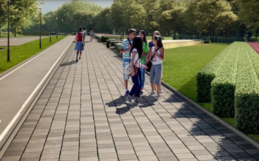В Новой Москве появится 86 парков к 2025 году