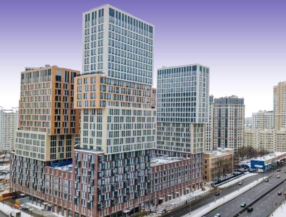Менее 2% московских семей могут позволить докупить жилье по реновации