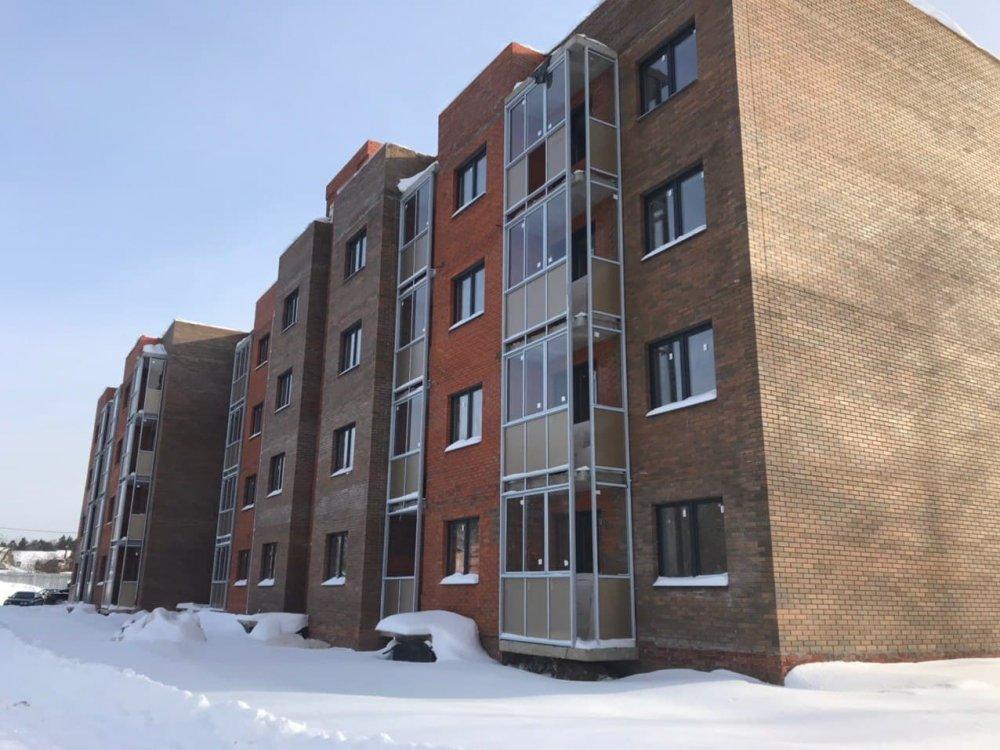Минстрой Подмосковья провел выездное совещание по контролю за строительством домов для переселенцев