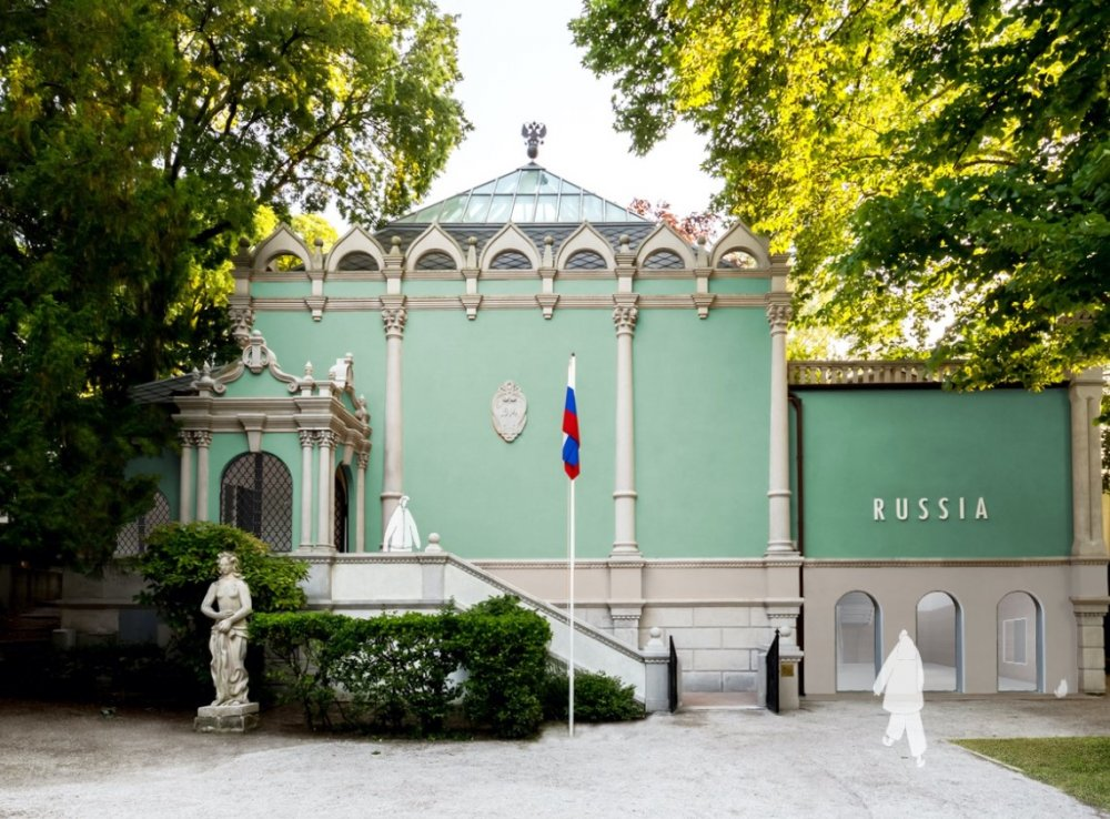 После реконструкции павильон Российской̆ Федерации в Венеции вернется к замыслу Алексея Щусева