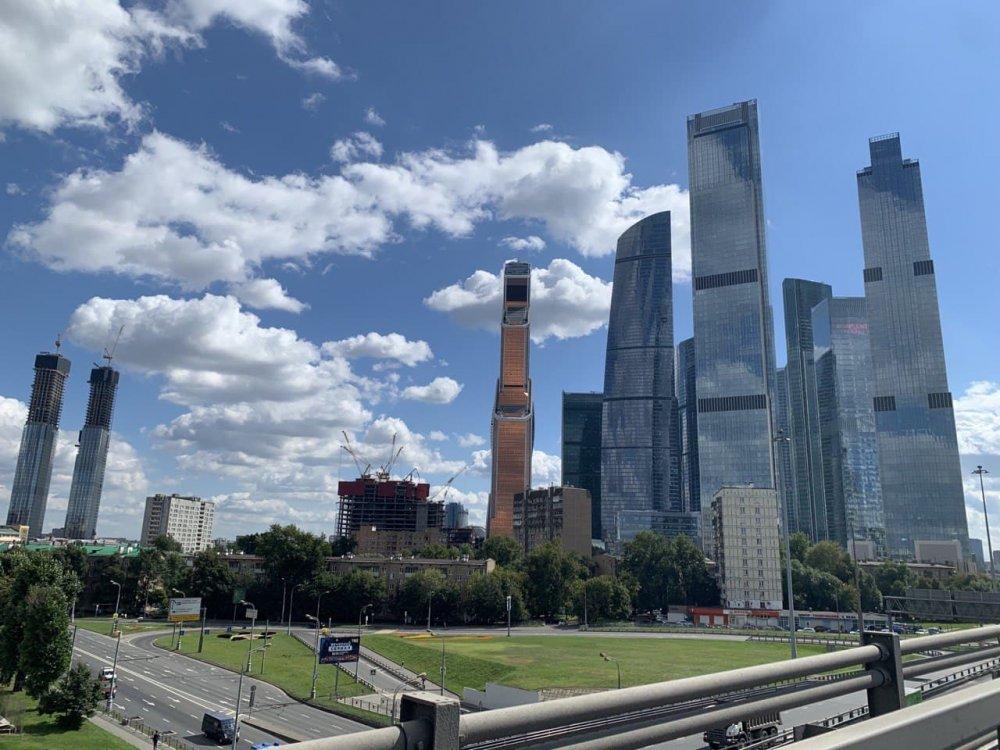 Москва стала лидером по загрузке отелей в Европе