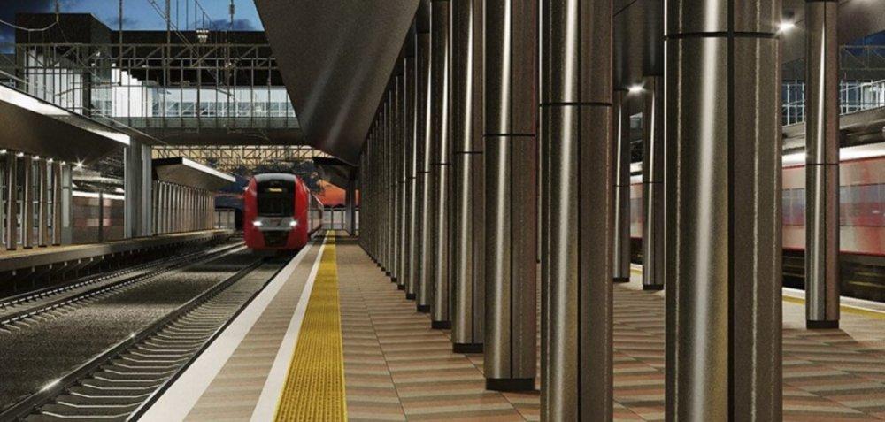 Реконструкцию станции Апрелевка будущего МЦД-4 завершат в 2022 году