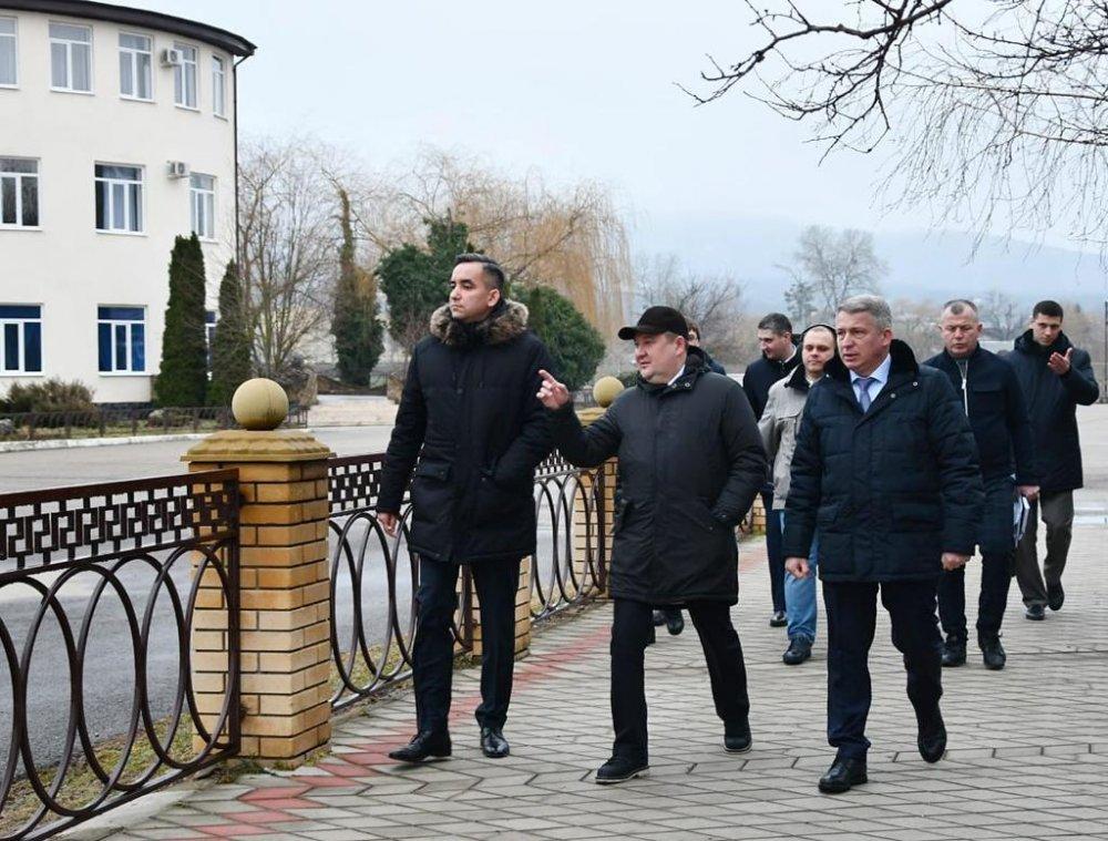 Замглавы Минстроя РФ проверил ход реализации нацпроекта «Жилье и городская среда»