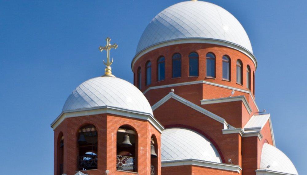 В Бирюлеве строится храм в честь Сретения Господня