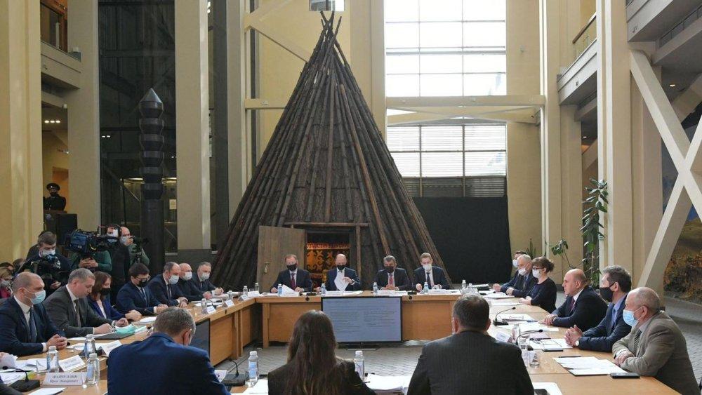 Ирек Файзуллин посетил Горно-Алтайск в составе делегации премьер-министра