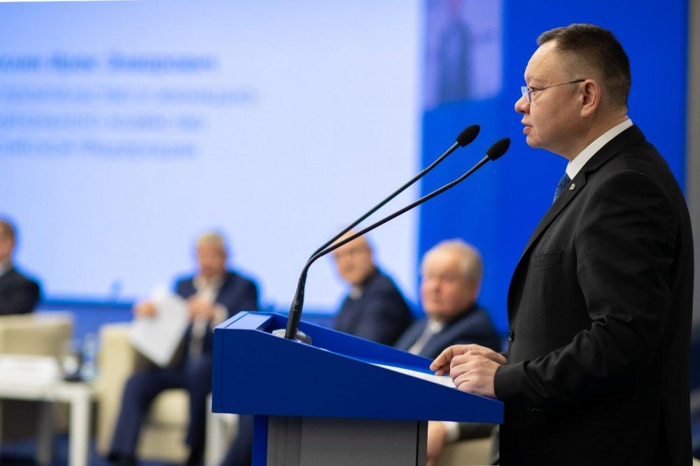 Ирек Файзуллин принял участие в VI Всероссийском совещании по развитию жилищного строительства