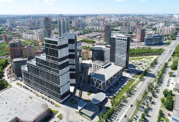 Московские застройщики поделятся с регионами идеями для новых жилых комплексов
