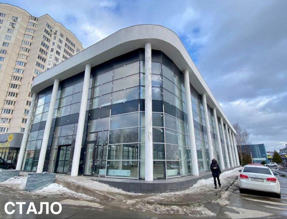 В Солнечногорске достроено административно-бытовое здание
