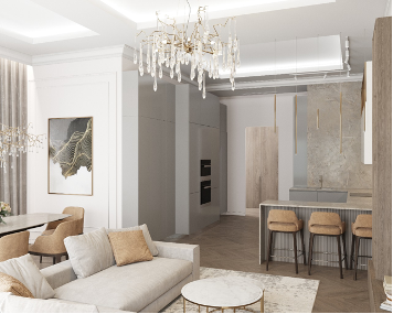 Покупатели стали выбирать квартиры с отделкой в два раза чаще