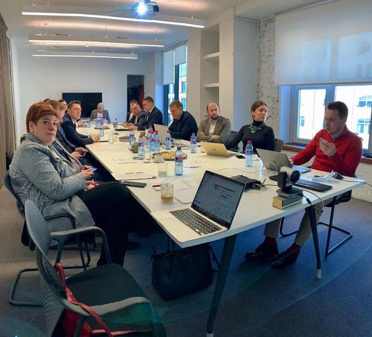 Итоги заседания комитета по промышленному строительству АИП России