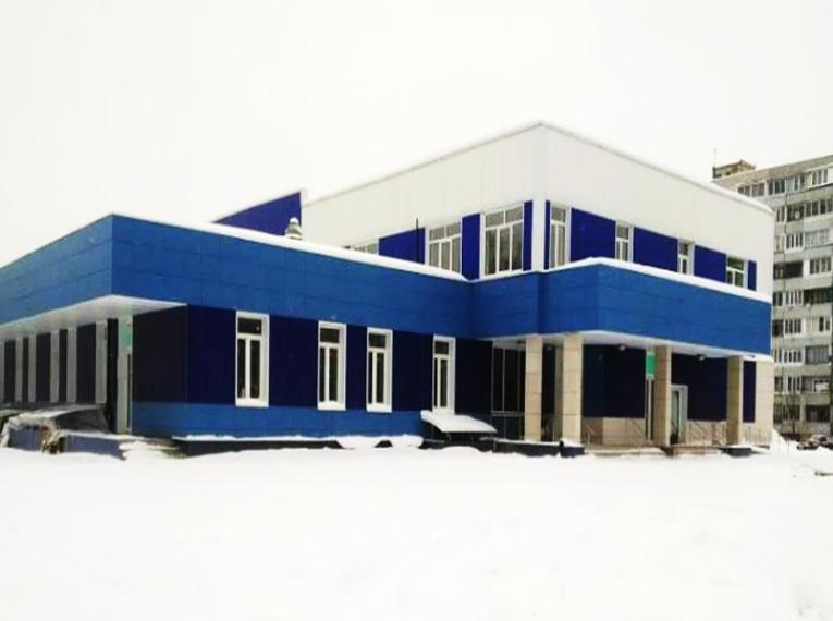 Заключен контракт на завершение строительства ФОКа в Орехово-Зуеве