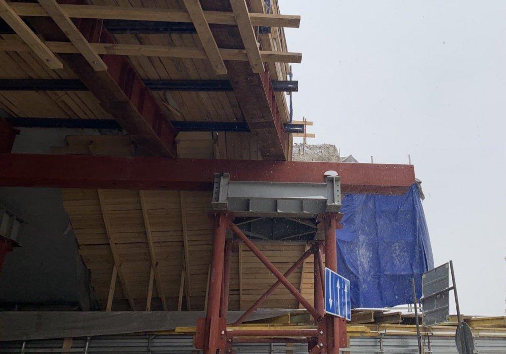 Четыре эстакады построят при реконструкции развязки на Шелепихинской набережной