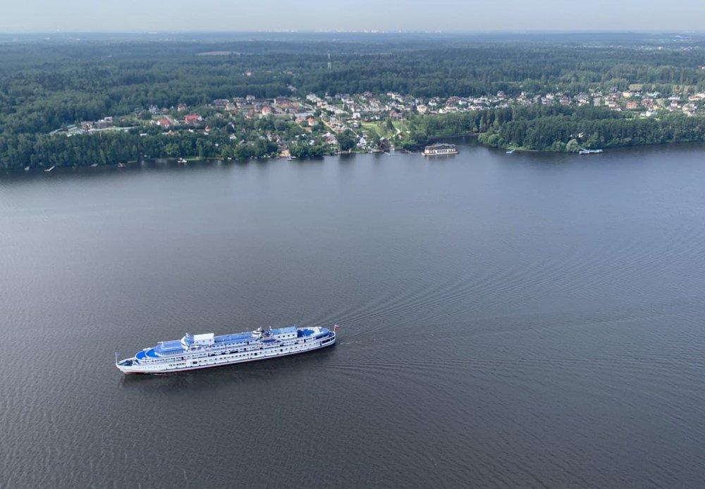 Как будет проходить ремонт судна МСНБ «Сосновка-2» в мае