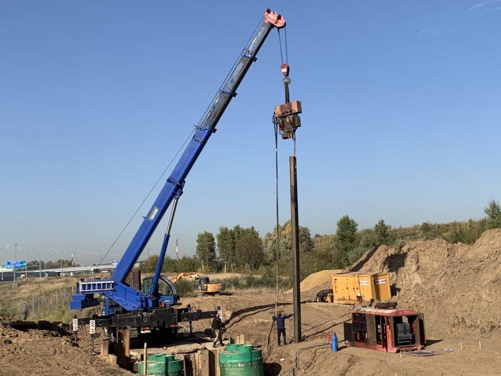 Участок Кокошкинского шоссе начнут реконструировать этой весной