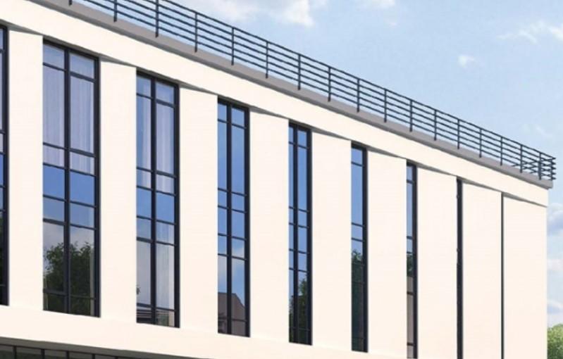 ФОК с витражными окнами появится в районе Крылатское
