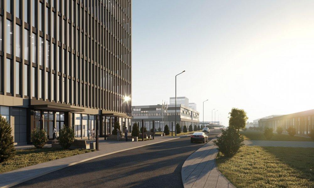 Современный производственный кластер «Технополис «Москва» в Зеленограде расширит свои границы