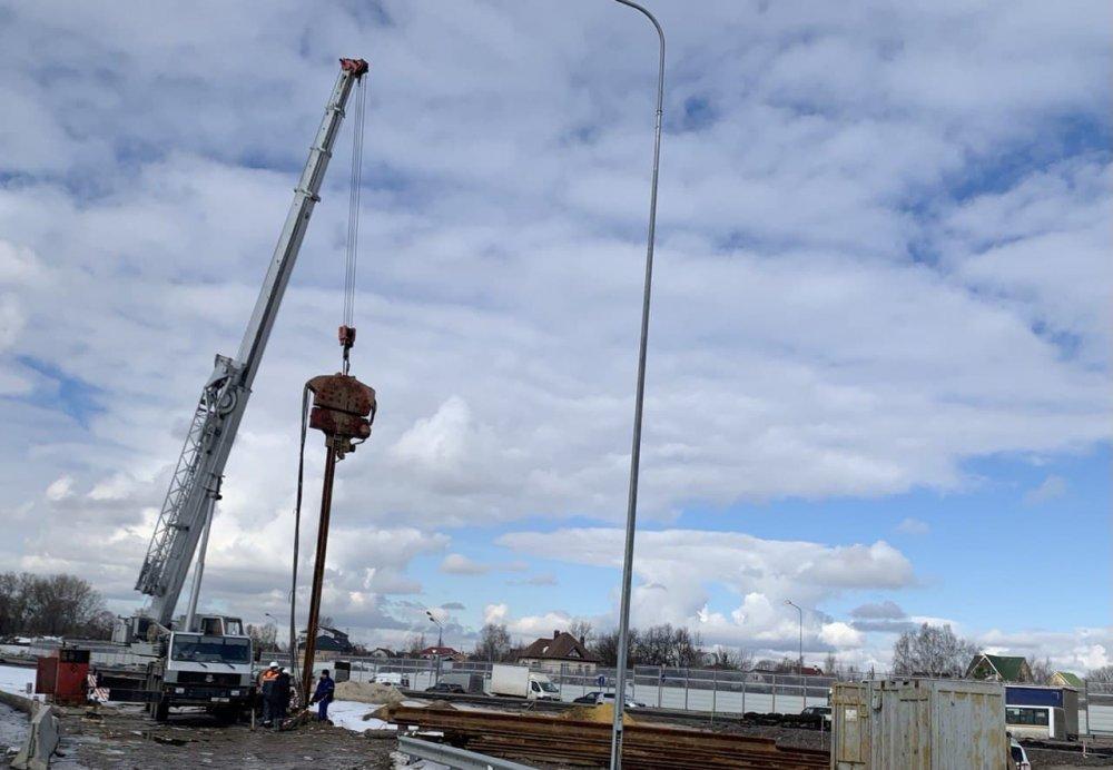 Началось строительство дома по реновации в районе Нагатинский Затон