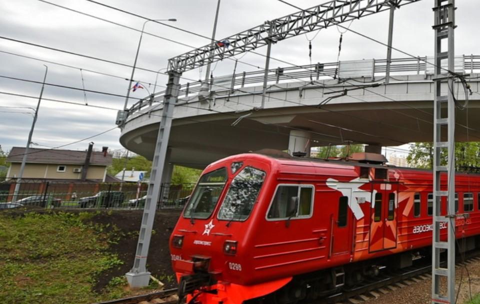 25 участков на юго-востоке Москвы выделили для развития железных дорог