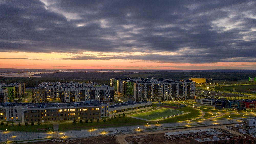 Во время масштабного строительства в Иннополисе сформируется инфраструктура автономных дронопортов