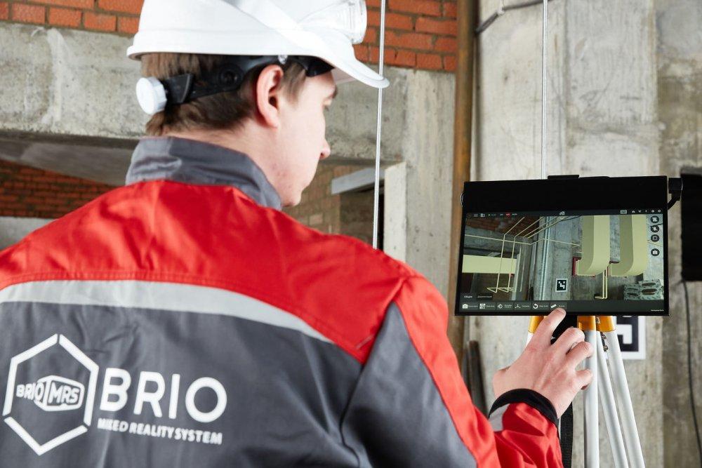 Компания «БРИО МРС» выпустила новую версию специализированного MR-устройства