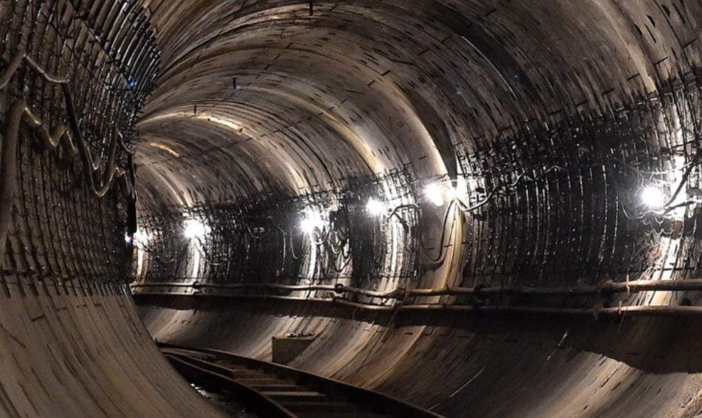 Бочкарёв: на южном участке БКЛ метро готов последний тоннель