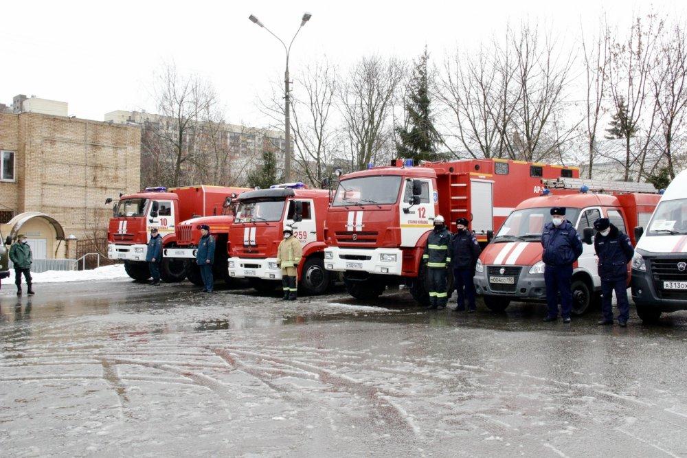 Где в Подмосковье обсудили готовность городских округов к пожароопасному сезону 2021 года