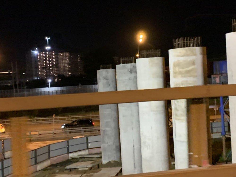 Как строят тоннель под Киевским шоссе строят по «миланскому методу»