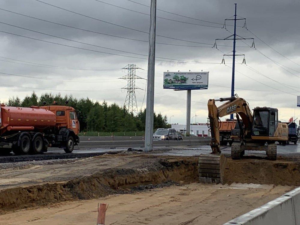 Как проходило благоустройство вылетной магистрали от Таганки до Липецкой