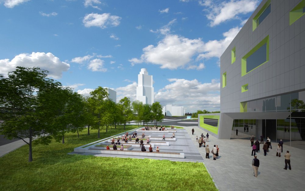 Перехватывающую парковку в ТПУ «Ховрино» введут в 2022 году
