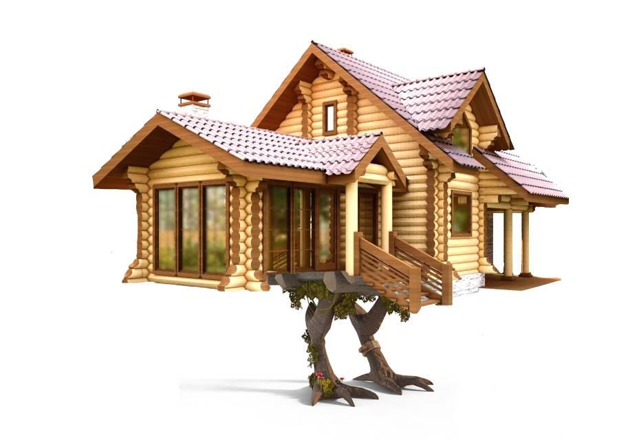 Строительство загородного дома: от избушки на курьих ножках до ликвидной недвижимости