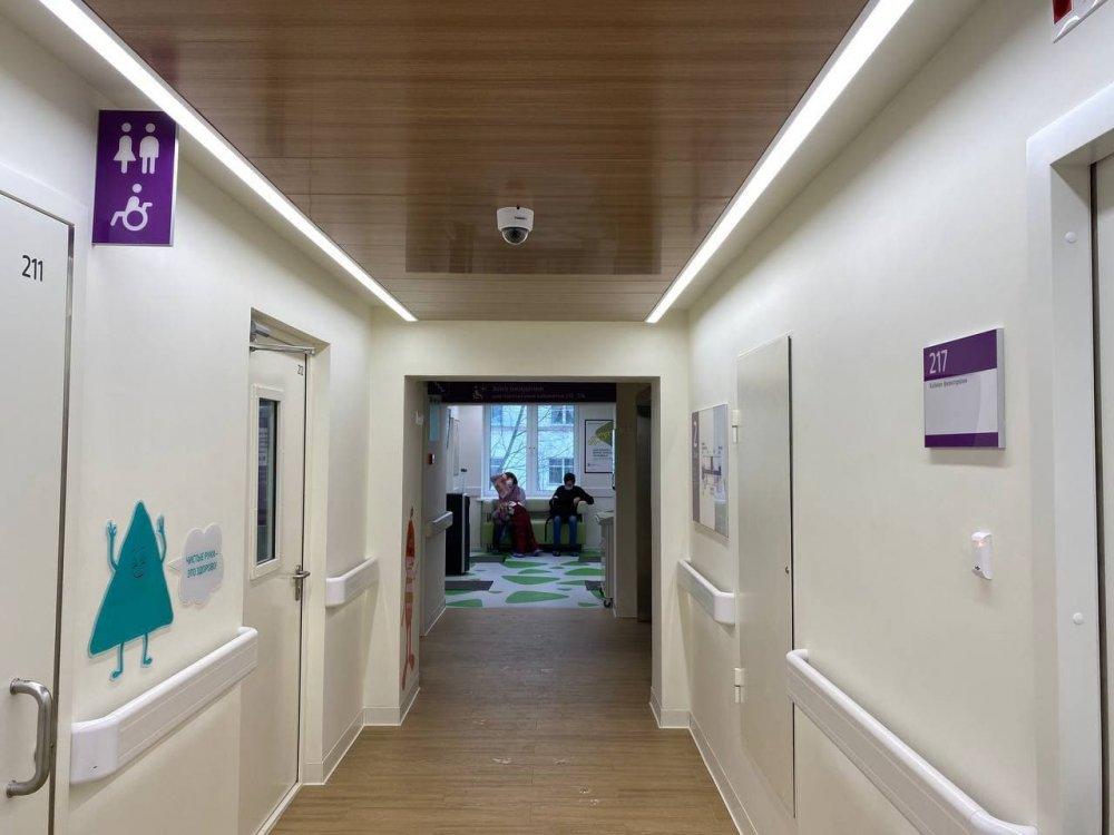 На Ореховом Бульваре готовится к вводу поликлиника с необычной лечебной специализацией