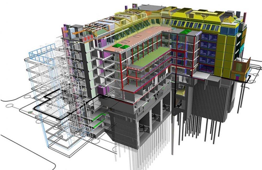 Дом по реновации с применением BIM-технологий сдадут в начале 2023 года
