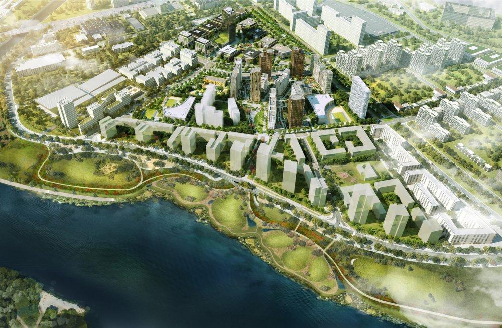 «Ростех-Сити» рассказал об инновационном подходе к управлению строительством с применением BIM